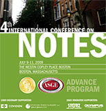 4th International NOSCAR® Conference